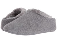 Freewaters Nia Heather Grey Women's Slippers Gray