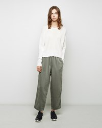 Maison Martin Margiela Fluid Pull On Pant
