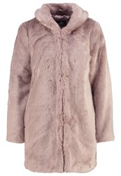 Wallis Short Coat Mink Beige