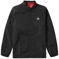 Adidas X Pharrell Williams Coach Jacket Black