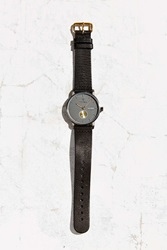Triwa Walter Falken Watch Black