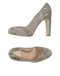 Liu Jo Shoes Pumps Dove Grey