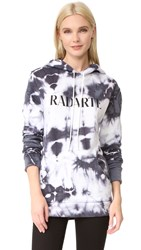 Rodarte Hooded Sweatshirt Navy