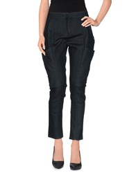 Superfine Denim Denim Trousers Women Steel Grey