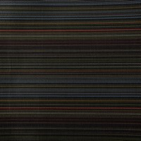 Chilewich Multi Stripe Self Bound Rug Jewel 89X122cm
