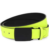 Dsquared Leather Belt Yellow