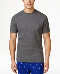 Polo Ralph Lauren Men's Short Sleeve Crew Neck Thermal Top