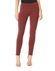 Sanctuary Fitted Plaid Leggings Didier Check