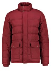 Timberland Eye Mountain Down Jacket Dark Port Bordeaux