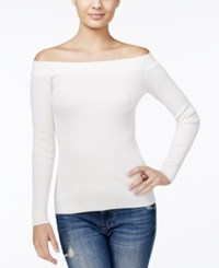 Guess Off The Shoulder Sweater Scuffy