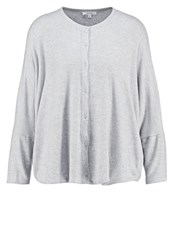 Opus Satima Cardigan Light Grey