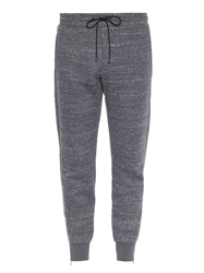 Vince Zip Cuff Jersey Track Pants