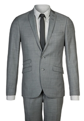 Tiger Of Sweden Nedvin Suit Grey Black