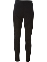 Givenchy Geometric Panel Leggings