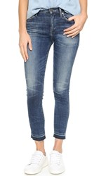 Citizens Of Humanity Rocket Crop High Rise Skinny Jeans Weekend