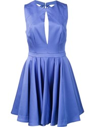 Zac Posen 'Rosalie' Dress Blue