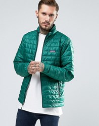 Patagonia Nano Puff Jacket In Green Legend Gr