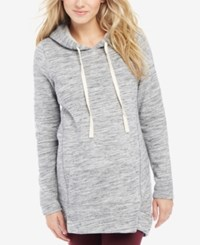 Motherhood Maternity Relaxed Fit Hoodie Grey