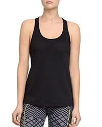 2Xist 2 X Ist Criss Cross Burnout Tank 100 Bloomingdale's Exclusive Black