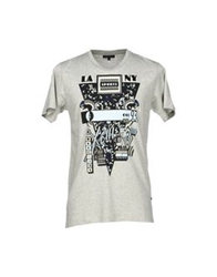 Surface To Air T Shirts Light Grey