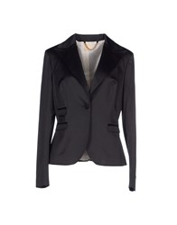 Trou Aux Biches Suits And Jackets Blazers Women Black
