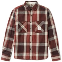 Neighborhood Lumbers Shirt Red