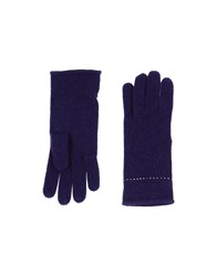 Blumarine Accessories Gloves Women Mauve