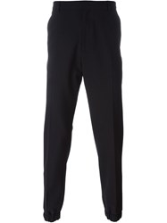 Kenzo Tapered Trousers Black
