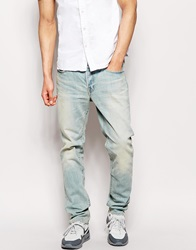 Evisu Jeans 2023 Skinny Fit Japanese Bleach Wash Denim Bleachwash