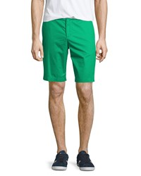 Penguin Solid Basic Shorts Jolly Green