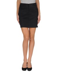 Maison Martin Margiela Mm6 By Maison Margiela Skirts Mini Skirts Women Black