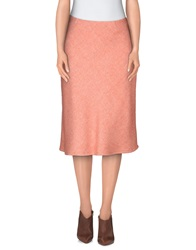 Laviniaturra 3 4 Length Skirts Salmon Pink