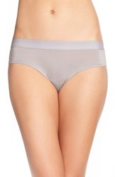 Yummie Tummie Women's By Heather Thomson 'Bree' Hipster Briefs Silver Sconce