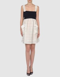 Supreme Being Dresses Short Dresses Women White