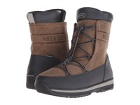 Tecnica Moon Boot Lem Lea Brown Cold Weather Boots
