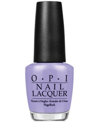 Opi Nail Lacquer You're Such A Budapest