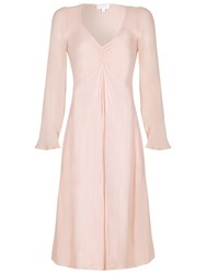 Ghost Heritage Bow Dress Pink