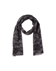 Armani Jeans Accessories Oblong Scarves Men Military Green