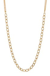 14Th And Union Large Gradient Chain Necklace Metallic