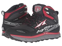 Altra Footwear Lone Peak 3 Mid Neoshell Red Men's Shoes