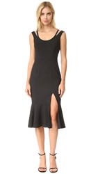 Black Halo Jeera Dress Black