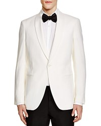 Theory Weller Shawl Collar Jacket 100 Bloomingdale's Exclusive White