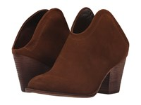 Chinese Laundry Kelso Brownstone Split Suede Women's Pull On Boots