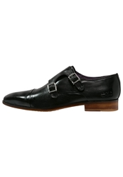 Melvin And Hamilton Lance Slipons Black