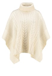 Gap Cape Cream Off White