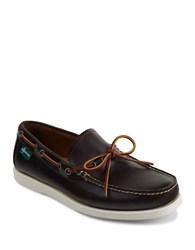 Eastland Yarmouth 1955 Leather Boat Shoes Brown