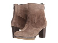 Gabor 52.873 Ratto Dreamvelour Women's Pull On Boots Beige