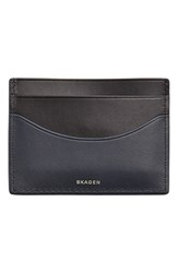 Skagen Men's 'Torben' Leather Card Case