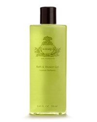 Lemon Verbena Bath And Shower Gel Agraria
