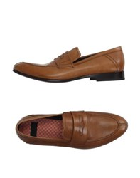 Raparo Footwear Moccasins Men Tan
